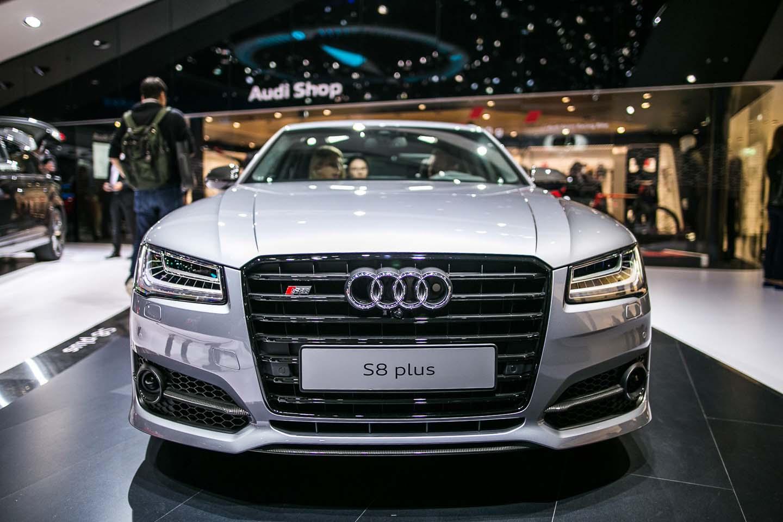 Audi S8 Plus Apresentado Em Frankfurt Carzoom