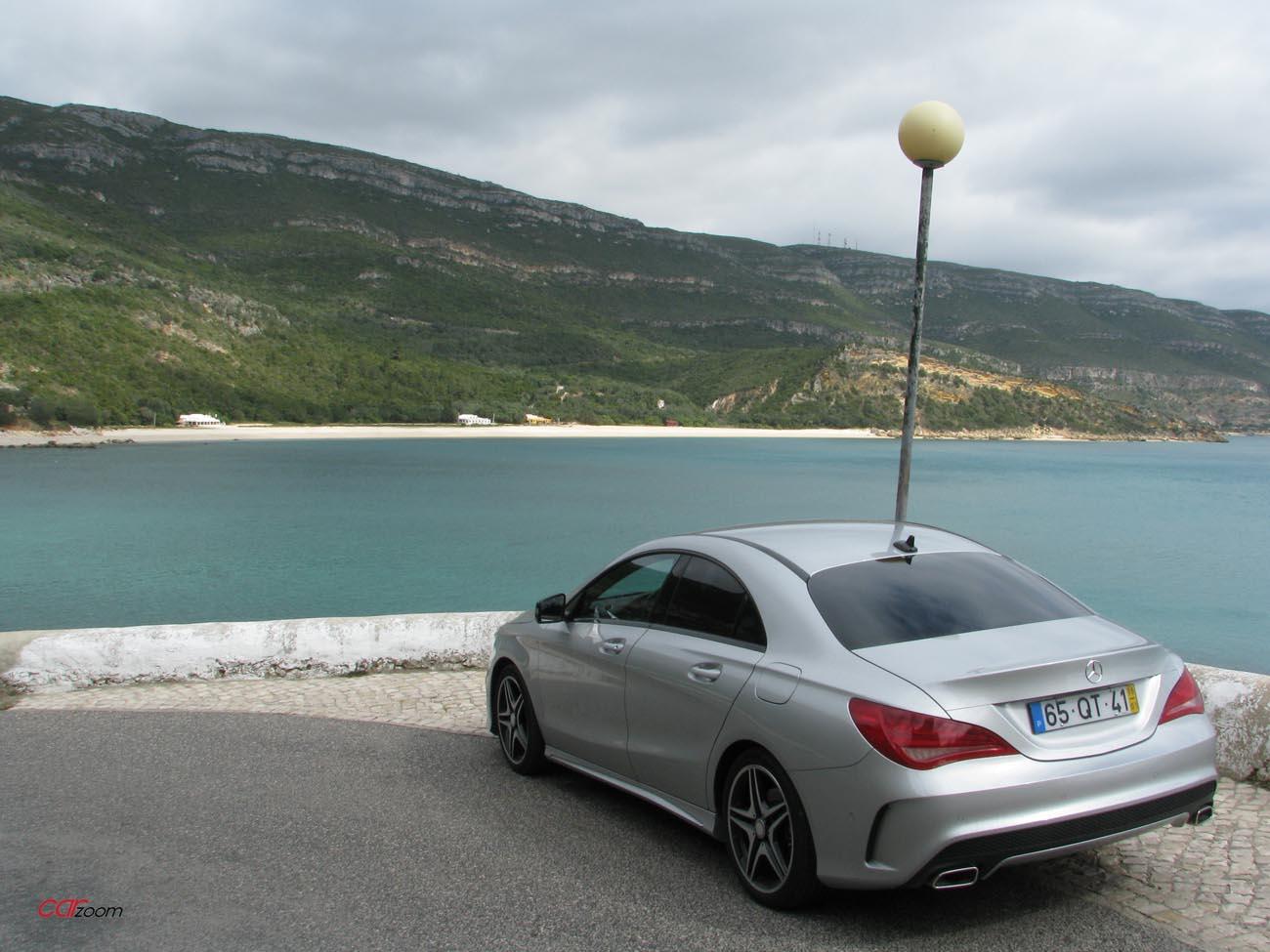 Mercedes cla 180d amg line requinte desportivo carzoom for Mercedes benz pt