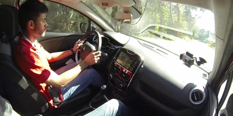 Renault Clio 1.5 dci 90cv 20