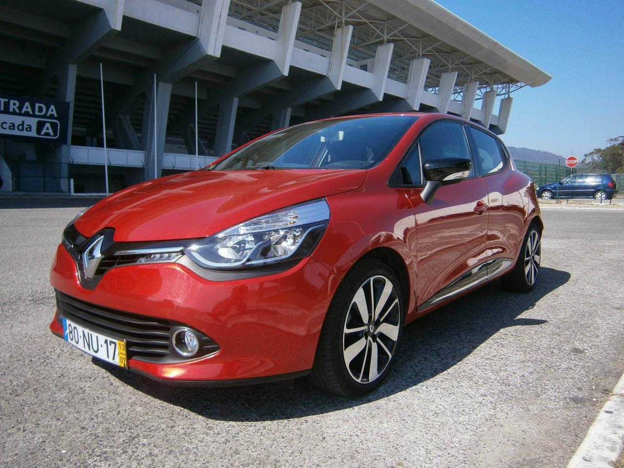 Ensaio: Renault Clio 1.5dci