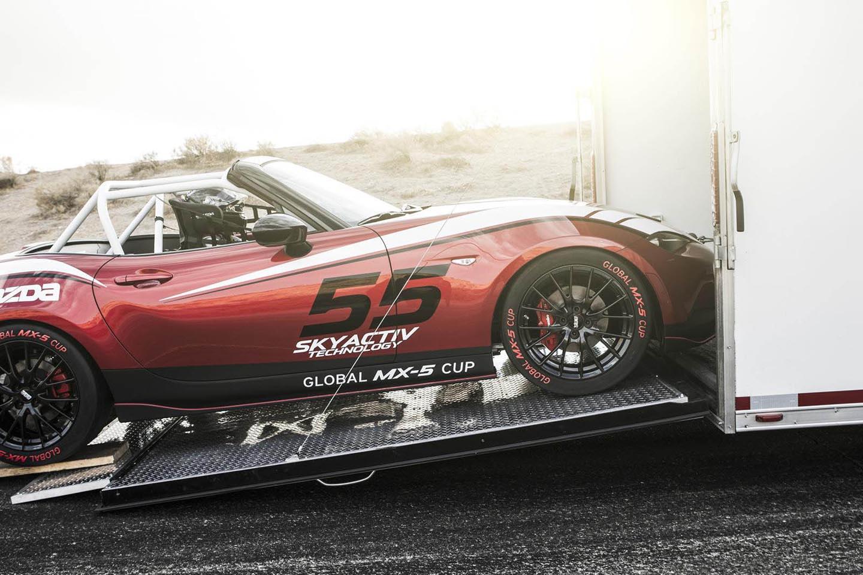 Mazda MX 5 Cup Series 2016