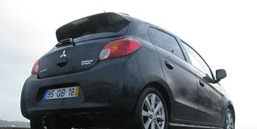 Mitsubishi Space Star: O Top do Low-Cost! 17