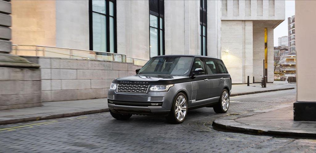 Viagem Range Rover 1