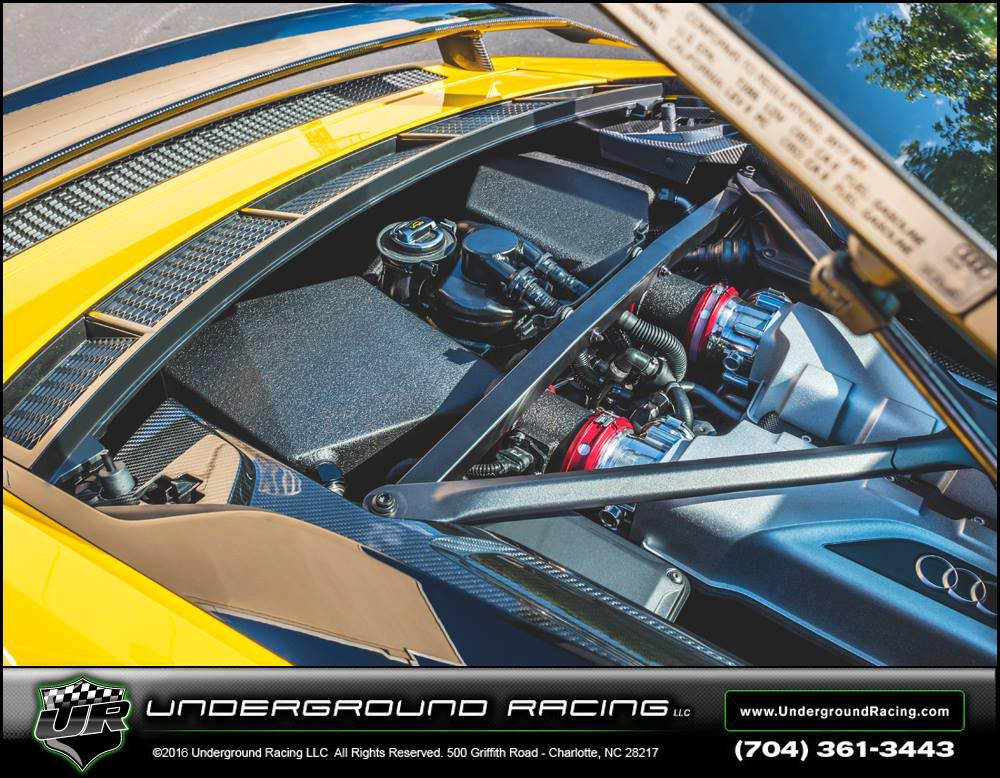 Audi R8 Underground Racing 1