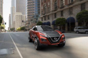 Nissan prepara crossover eléctrico! 90