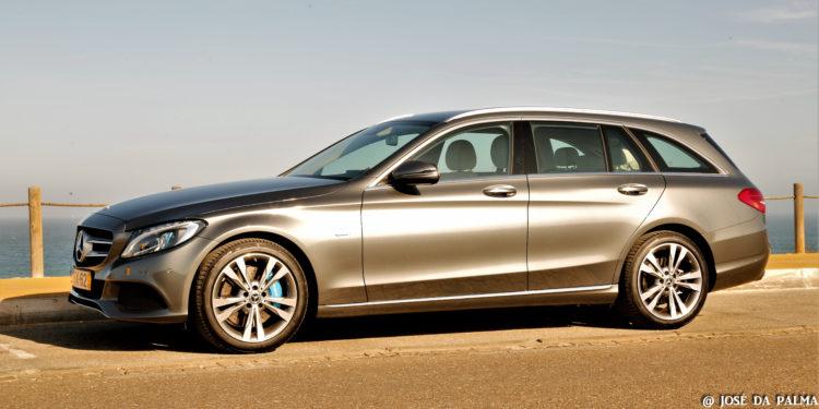 Mercedes C350E Plug-in Hybrid: Imponência Ecológica! 75