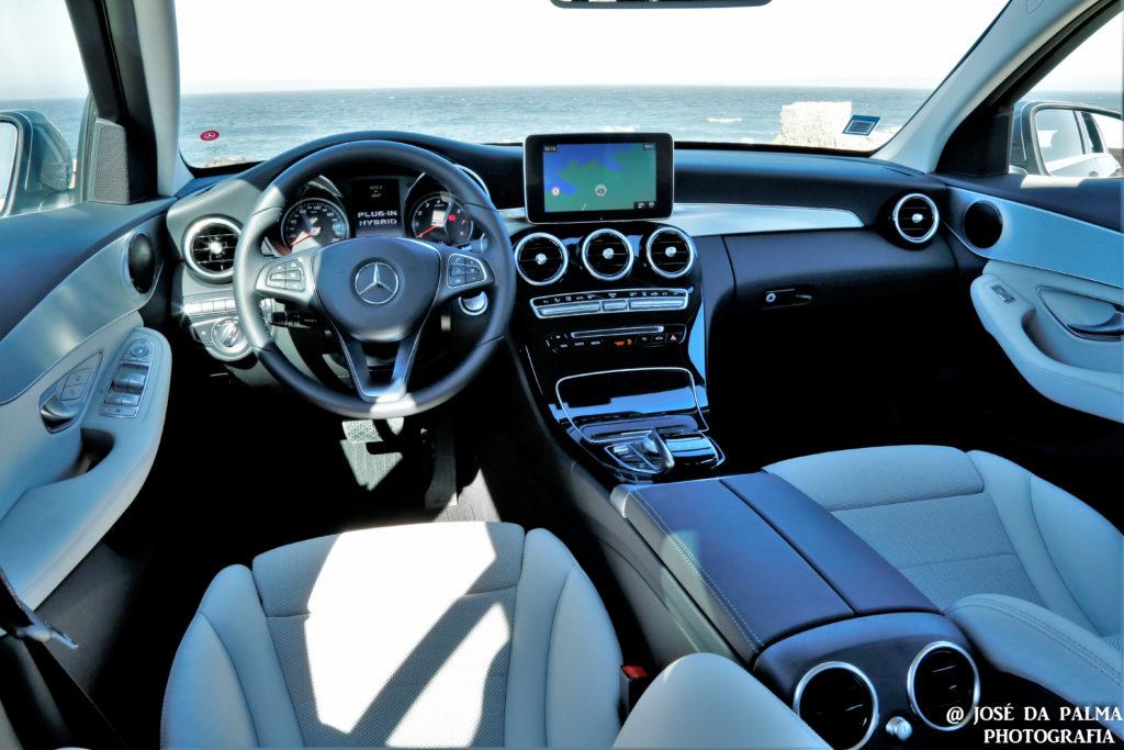 Mercedes C350E Plug-in Hybrid: Imponência Ecológica! 24
