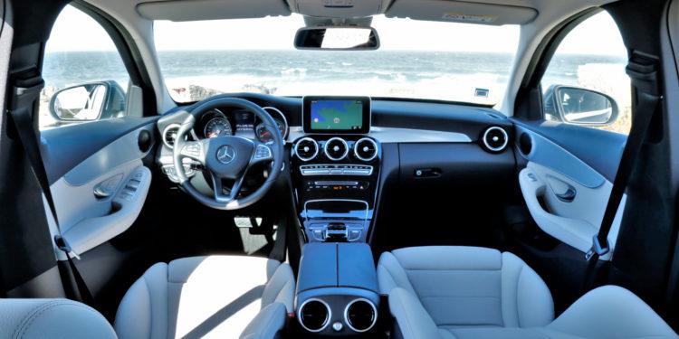 Mercedes C350E Plug-in Hybrid: Imponência Ecológica! 51