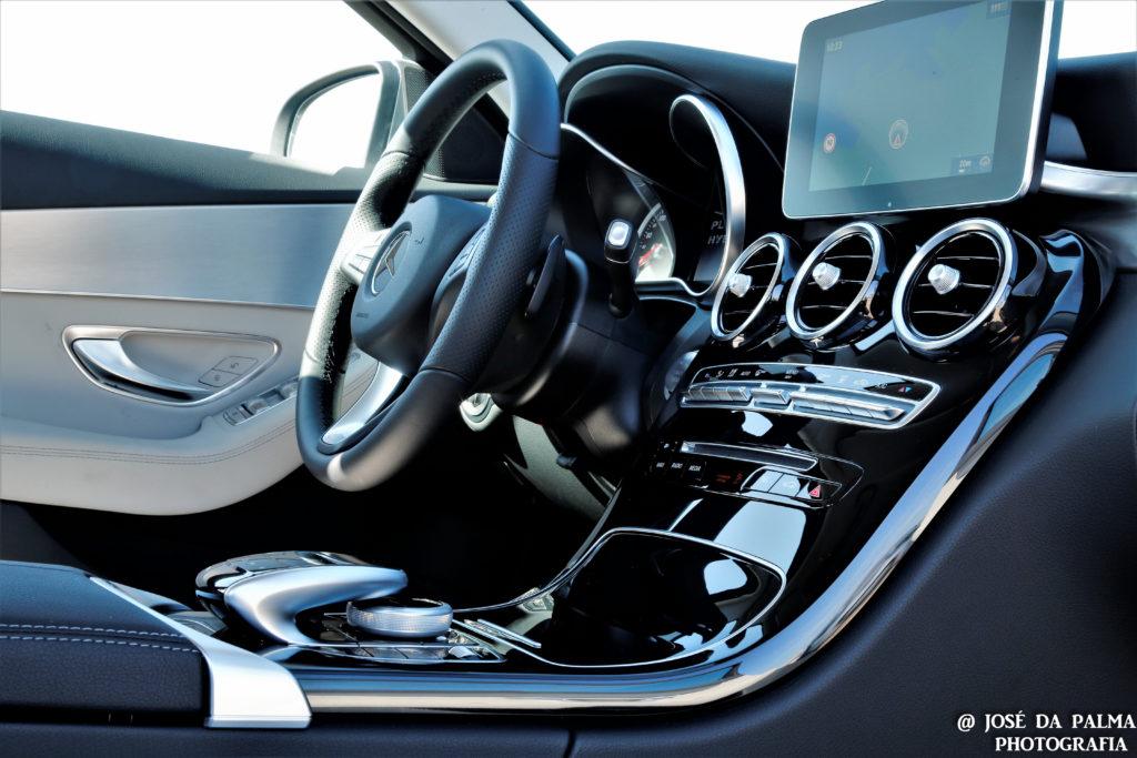 Mercedes C350E Plug-in Hybrid: Imponência Ecológica! 27