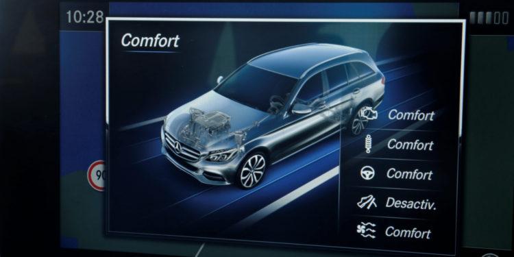 Mercedes C350E Plug-in Hybrid: Imponência Ecológica! 37