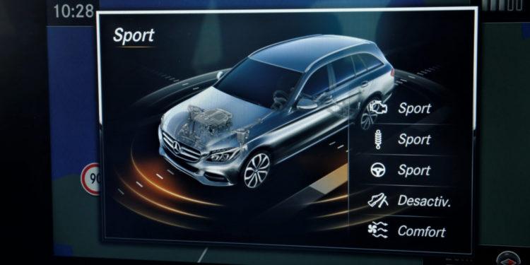Mercedes C350E Plug-in Hybrid: Imponência Ecológica! 33