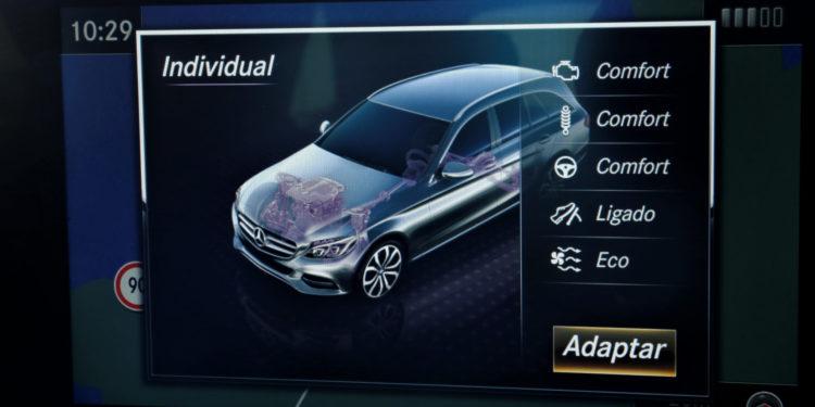 Mercedes C350E Plug-in Hybrid: Imponência Ecológica! 36