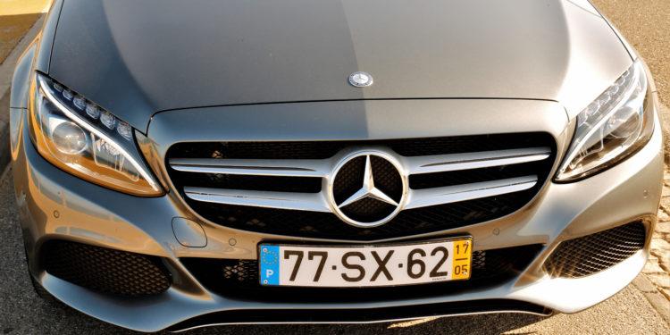 Mercedes C350E Plug-in Hybrid: Imponência Ecológica! 72