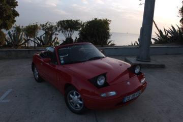 O que é ter um Mazda MX-5? 86