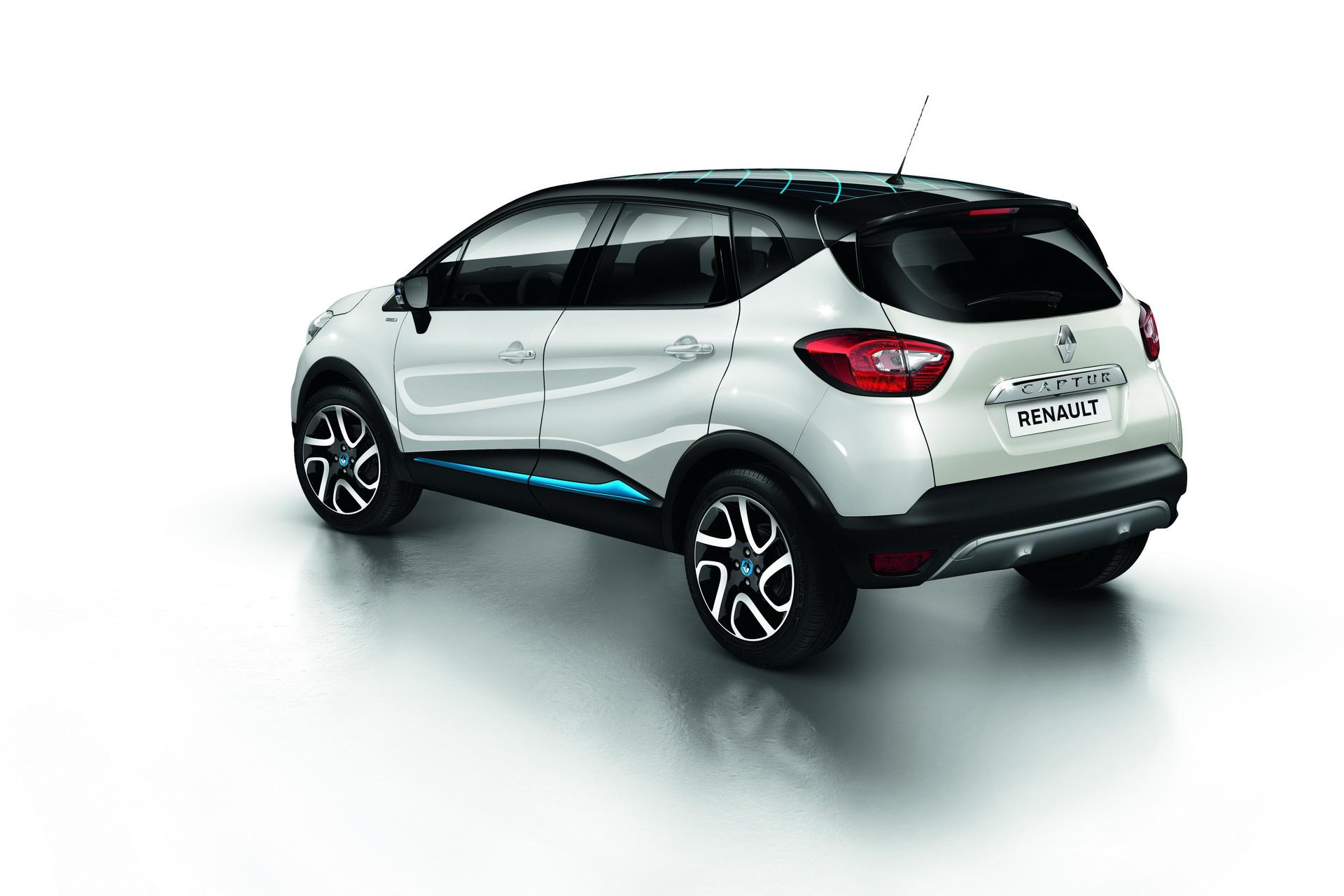Novo Renault Captur chega em 2020 com versão Plug-In ...