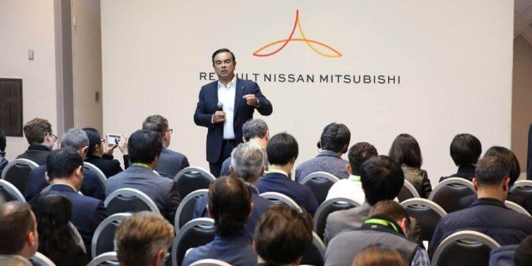 Renault e Nissan podem tornar-se numa única marca! 14