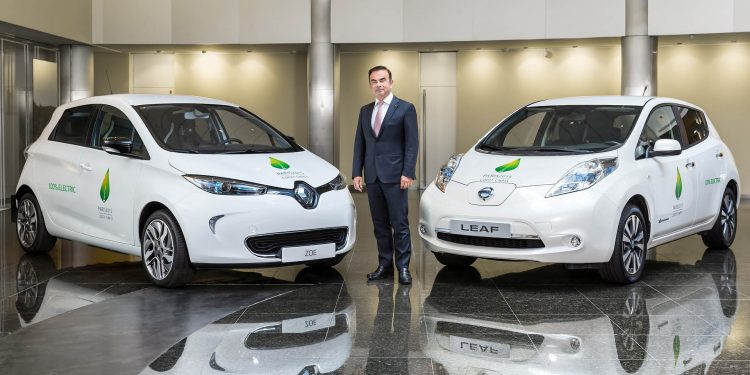 Renault e Nissan podem tornar-se numa única marca! 13