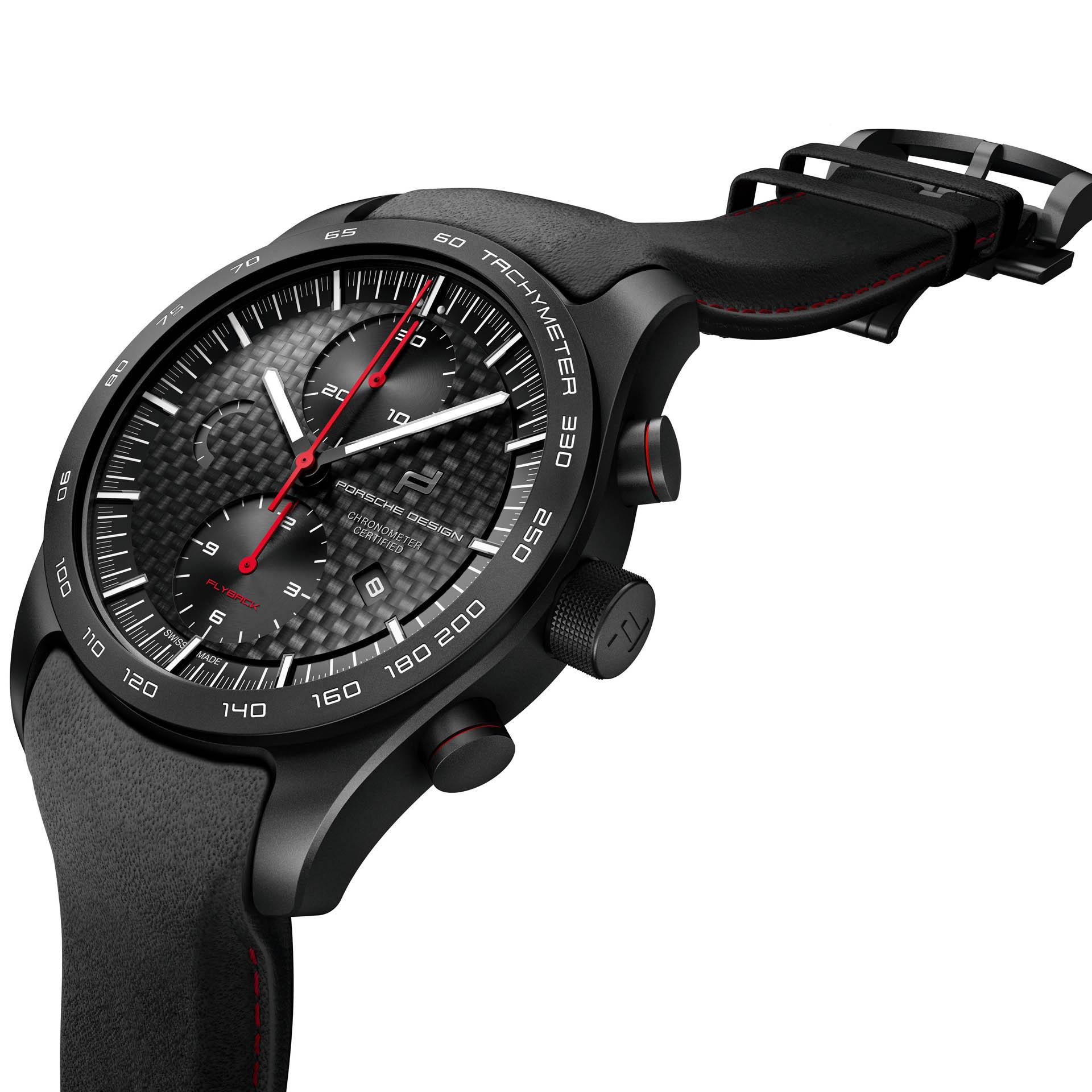 0b9f2a97866 Porsche Design lança nova linha de relógios! - Carzoom