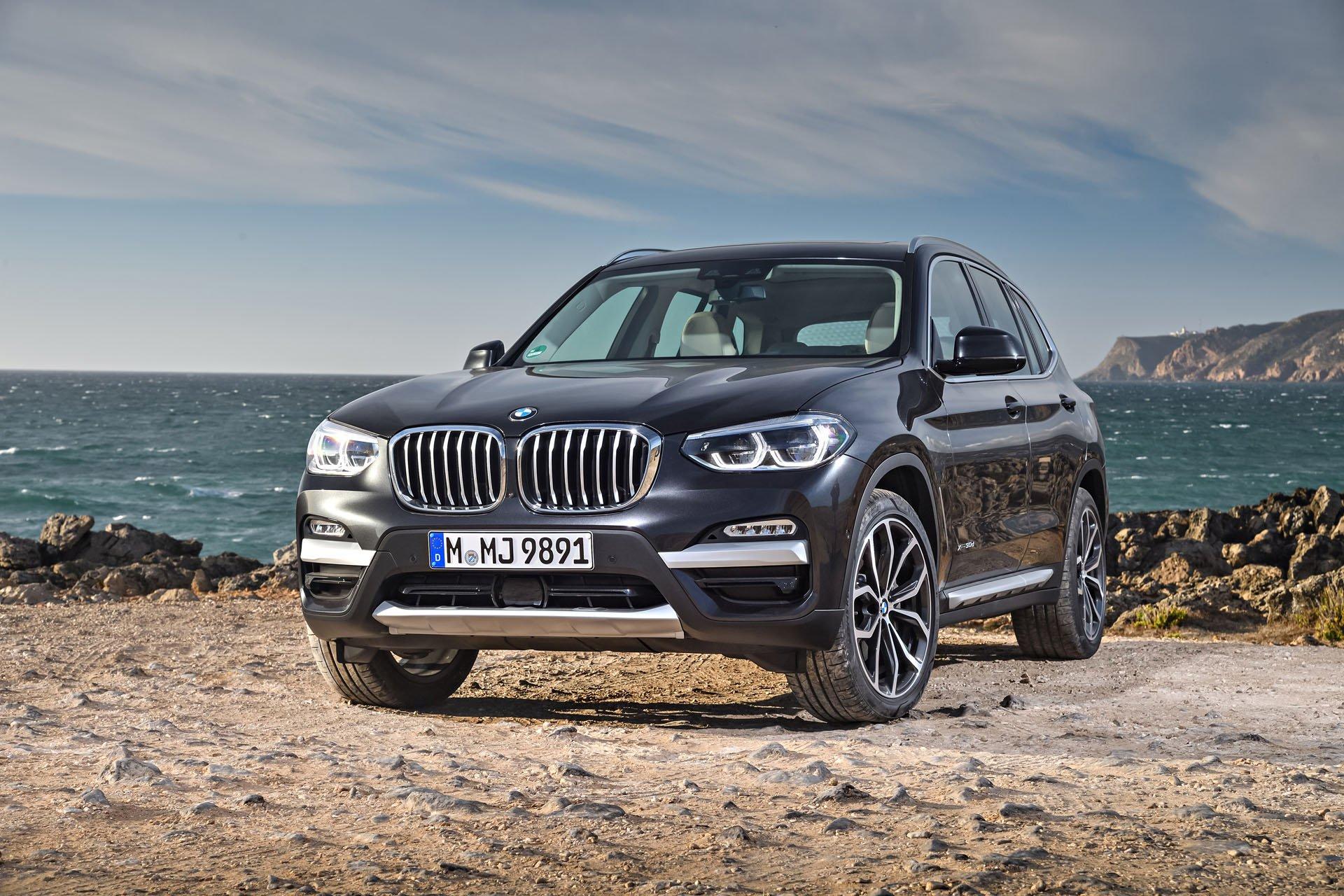 BMW X3 e X5 Plug-In Hybrid chegam já em 2019! | Carzoom