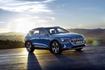 Audi E-Tron recebe versões de entrada de gama e modelos desportivos! 89