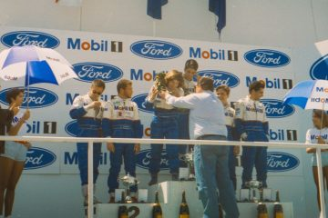 Rosário Sottomayor: A senhora que ensinou os homens a perder na Formula Ford em 1993! 59