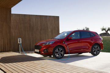 Novo Kuga Plug-In Hybrid: O Veículo PHEV Mais Vendido Na Europa Durante A Primeira Metade Deste Ano 19
