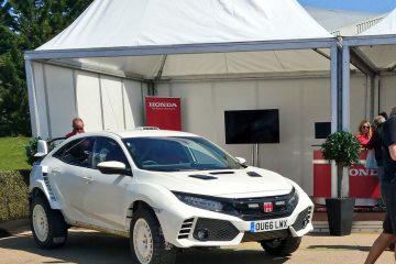 Honda concebe Civic Type-R com 400cv e versão de Ralis! 90