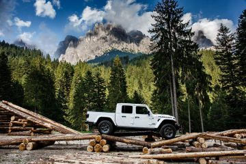 Nova Jeep® Gladiator disponível para encomenda com preços a partir de 70.000€ 33