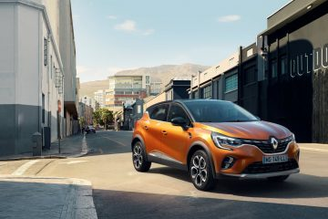 Novo Renault Captur revelado! 27