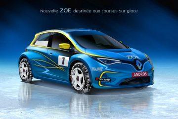 Renault ZOE no Trophy Andros em 2020! 25