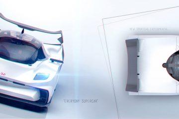 Matteo Mariuzzo mostra-nos como seria o novo Honda NSX inspirado na primeira geração! 81