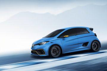 Renault considera ZOE e-Sport com 460cv! 22