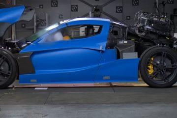 Teste de colisão frontal do Rimac Concept Two é surpreendente! (Vídeo) 19