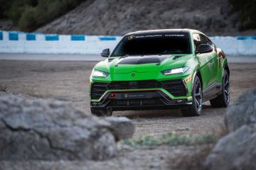 Lamborghini revela versão de competição ST-X do Lamborghini Urus! 33