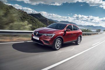 Renault Arkana: Da Rússia para o resto da Europa em 2021! 19