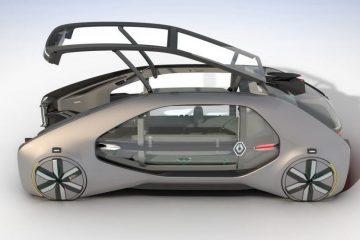 Renault e Waymo exploram solução autónoma para o Aeroporto de Paris! 45