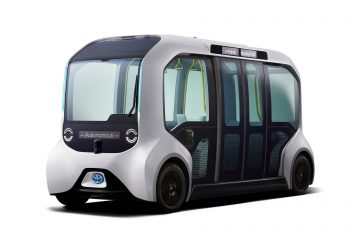 Toyota e-Palette colabora nos Jogos Olímpicos de Tóquio 2020! 46