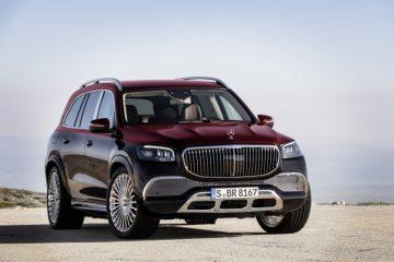 Novo Mercedes-Maybach GLS 35