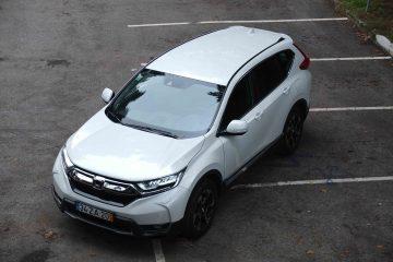 Honda CR-V 1.5 VTEC Elegance: Gasolina em sinónimo de eficiência? 60