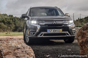 Mitsubishi Outlander PHEV Instyle: Ecologia com 3 motores! 27