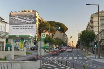 Volvo Car Portugal instala tela que ajuda a purificar o ar poluído das cidades! 25