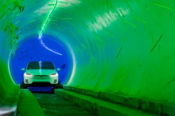 Elon Musk quer estradas subterrâneas para automóveis eléctricos! 24