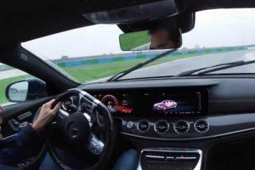 Guiar o Mercedes AMG GT 63 S à chuva é épico... Para quem sabe! (Vídeo) 26