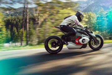 BMW com motos eléctricas dentro de 5 anos? 33