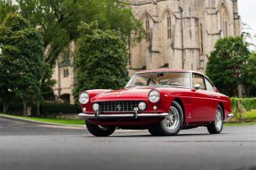 Ferrari 250 GTE 2+2: um automóvel que é um investimento de sonho! 23