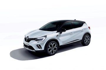 O Grupo Renault acelera a estratégia de eletrificação com o Novo Renault Captur E-TECH Plug-in 13