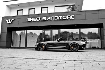 Mercedes-AMG GT R Roadster Wheelsandmore 38