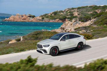 Novo Mercedes-AMG GLE 63 4MATIC+ Coupé 22