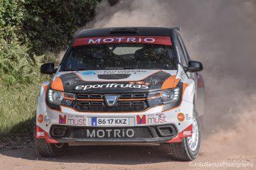 Gil Antunes e Diogo Correia testaram o Dacia Sandero R4! Nós estivemos lá! 9