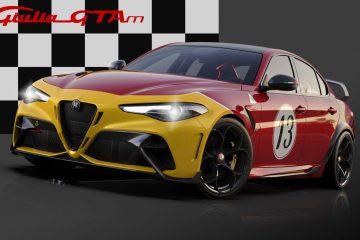 Giulia GTA com Novas Decorações 18